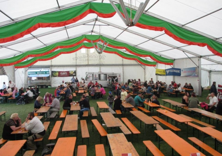 Volksfest am 09.05.2015 in Landegg