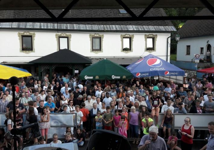 Straßenfest Reichenfels 09.07.2016